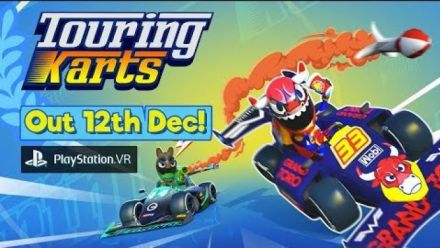 Vid�o : Touring Karts : Trailer de sortie sur PS VR