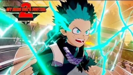 Vid�o : My Hero One's Justice 2 : Trailer Deku vs. Overhaul