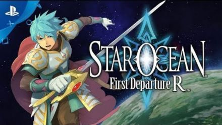 Vidéo : Star Ocean First Departure R - Promotion Trailer | PS4