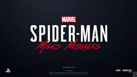 Vid�o : Spider-Man Miles Morales : Trailer d'annonce