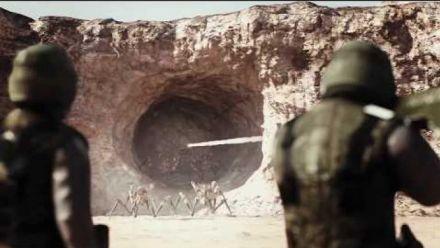 Vidéo : Starship Troopers Terran Command Announcement Trailer PC
