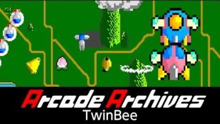 Vid�o : TwinBee : Trailer Arcade Archives