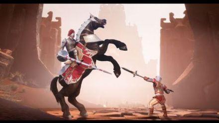 Vidéo : Conan Exiles - Mounts and Riders of Hyboria Trailer