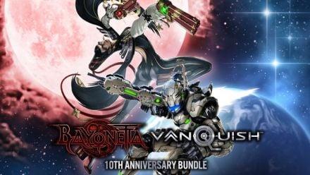 Vidéo : Bayonetta & Vanquish 10th Anniversary Bundle trailer