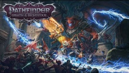 Vidéo : Pathfinder: Wrath of The Righteous CRPG