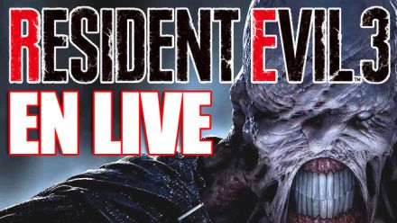 #GameblogLIVE Resident Evil 3 version finale (REPLAY)