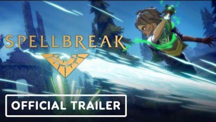 Vid�o : Spellbreak - Official Gameplay Trailer   Summer of Gaming 2020