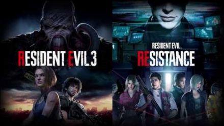 Resident Evil 3 : Bande-annonce démo