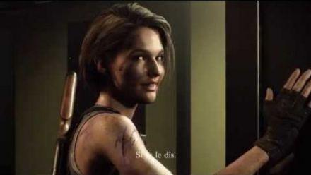 Resident Evil 3 : Trailer Jill Valentine