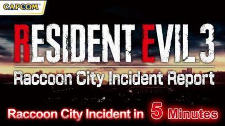 Raccoon City Incident Report