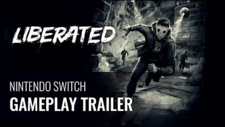 Vid�o : Liberated : Trailer de gameplay sur Switch