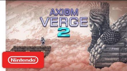 Axiom Verge 2 Trailer annonce