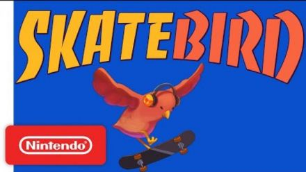 Vid�o : SkateBIRD annonce trailer Switch