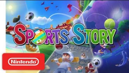 Vid�o : Sports Story : Trailer d'annonce