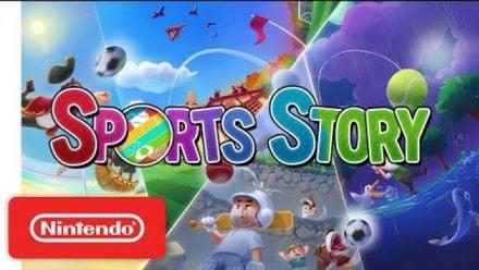 Vidéo : Sports Story : Trailer d'annonce
