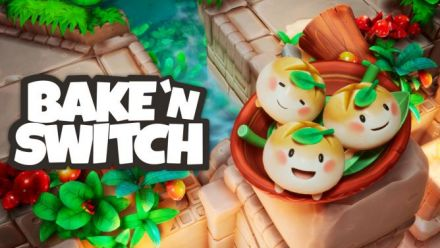 Bake'n Switch : Trailer d'annonce Nintendo Switch