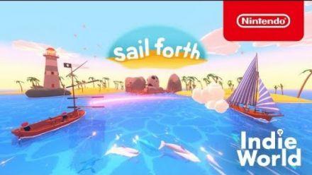 Vidéo : Sail Forth [Indie World 2019.12.11]