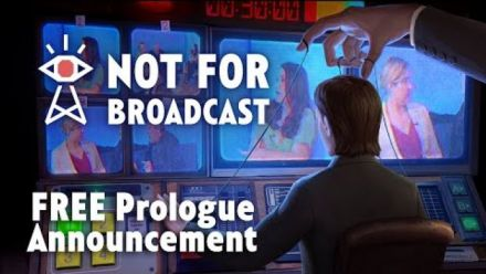 Not For Broadcast - FREE Prologue announcement