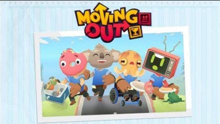 Vid�o : Moving Out : Trailer de pré-commande