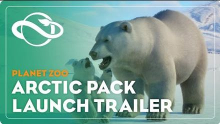 Planet Zoo: Arctic Pack | Launch Trailer FR