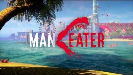 Maneater : trailer de lancement
