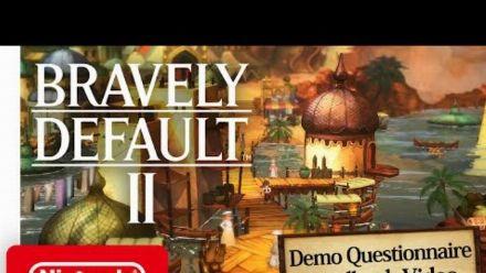 Bravely Default II : Les retours du questionnaire