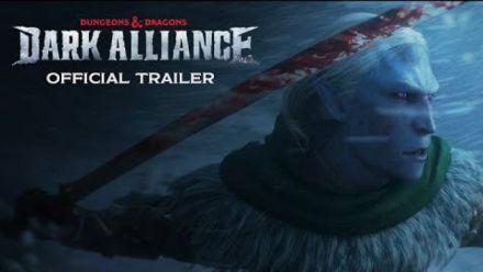 Vidéo : Dungeons & Dragons Dark Aliance Trailer d'annonce