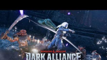 Vid�o : Dark Alliance - Official Gameplay Overview Trailer