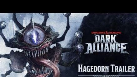 Vid�o : Dark Alliance - Hagedorn Gameplay Trailer