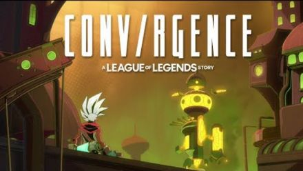 Vidéo : CONV/RGENCE: A League of Legends Story - Official Teaser Trailer