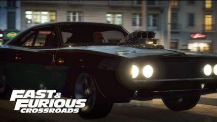 Vidéo : Fast & Furious Crossroads : Trailer d'annonce