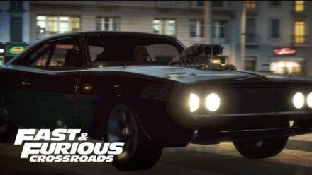 Vid�o : Fast & Furious Crossroads : Trailer d'annonce