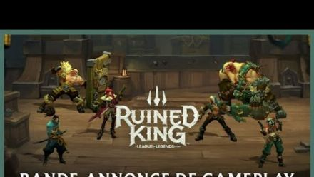 Vid�o : Ruined King: A League of Legends Story