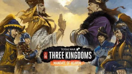 Vid�o : Total War: Three Kingdoms - Mandate of Heaven Reveal Trailer
