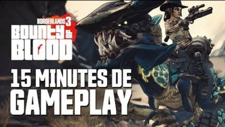 Vid�o : Borderlands 3 - Une prime de sang : 15 minutes de gameplay