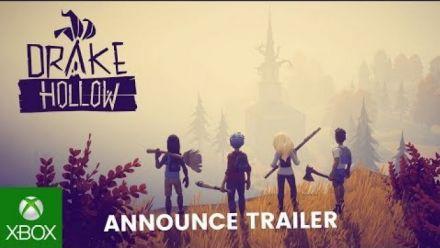 Vidéo : Drake Hollow - X019 - Announce Trailer