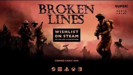 Vid�o : Broken Lines Trailer 2020