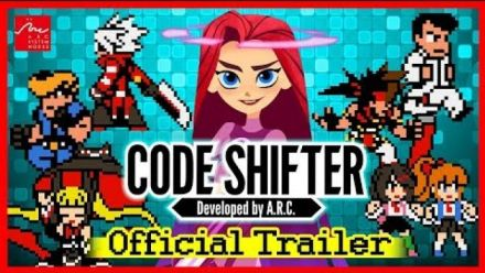 Vid�o : Code Shifter : Trailer d'annonce