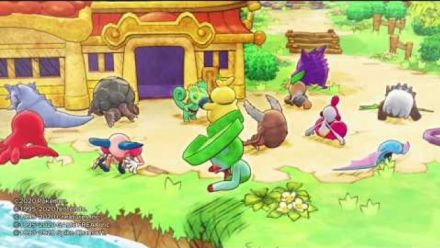 """Vidéo : Pokémon Donjon Mystère Equipe de Secours DX : Trailer """"Les secrets du dojo"""""""