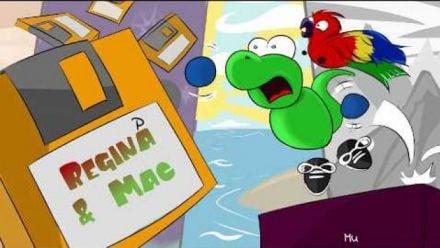 Vid�o : Regina & Mac : Bande-annonce de lancement
