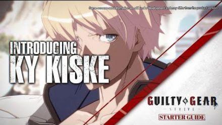 vidéo : Guilty Gear Strive : Starter Guide #2 Ky Kiske