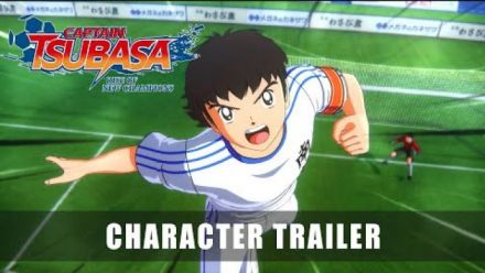 Vidéo : CAPTAIN TSUBASA: Rise of New Champions - Character Trailer