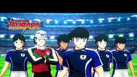 Vid�o : Captain Tsubasa: Rise of New Champions - Demo Available