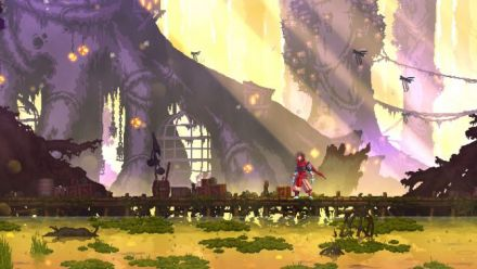 Vid�o : Dead Cells : The Bad Seed Trailer d'annonce