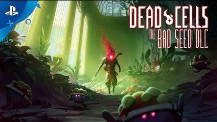 Vidéo : Dead Cells: The Bad Seed - Animated Trailer | PS4