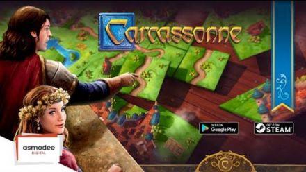 Vid�o : Carcassonne - Gameplay Trailer