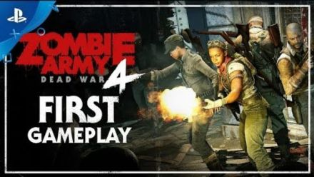 Vid�o : Zombie Army 4: Dead War - E3 2019 First Gameplay Demo | PS4