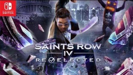 Vidéo : Saints Row : IV- Re-Elected on Nintendo Switch [PEGI]