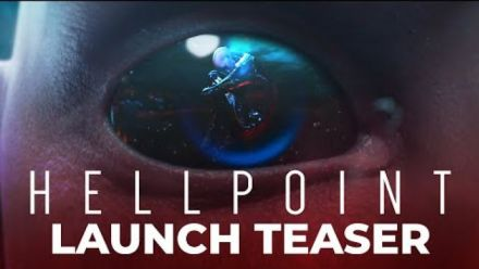 Hellpoint - Launch Teaser (PC, XBOX One, PS4, Switch)