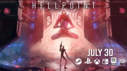 vidéo : Hellpoint Date de sortie Trailer